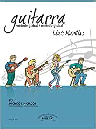 Guitarra. Mètode Global: 1