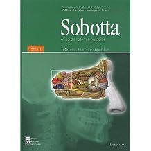 atlas d'anatomie humaine (2 vols insepapables) 5e ed.