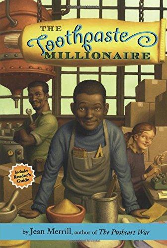 The Toothpaste Millionaire [Jean Merrill] (Tapa Blanda)