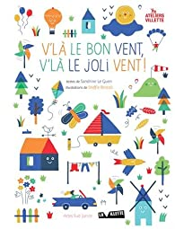 V'là le bon vent, v'là le joli vent ! par Sandrine Le Guen