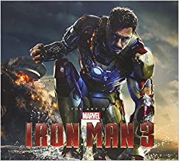 marvels iron man 3 the art of the movie slipcase