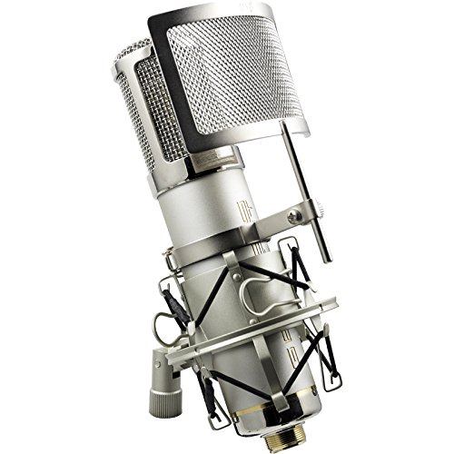 MXL Genesis FET HE Heritage Edition Studio Condenser Microphone