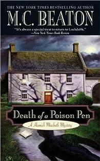 Hamish Macbeth, tome 20 : Death of a Poison Pen par M.C. Beaton