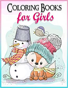 coloring books for girls gorgeous coloring book for girls the really best relaxing colouring book for girls 2017 cute animal penguin panda dog