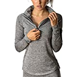 Regna X Women's Full Zip Up Stretchy...