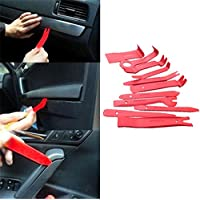 11 x Auto Car Radio Audio Puerta Clip Panel