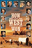 How the West Was Won (1962) Movie Poster 24x36