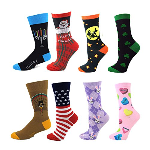 Absolute Stores Ladies Holiday Socks product image