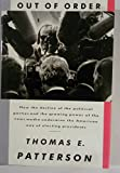 Out of Order, Thomas Patterson, 0679419292