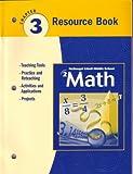 Middle School Math, Course 2, MCDOUGAL LITTEL, 0618268669