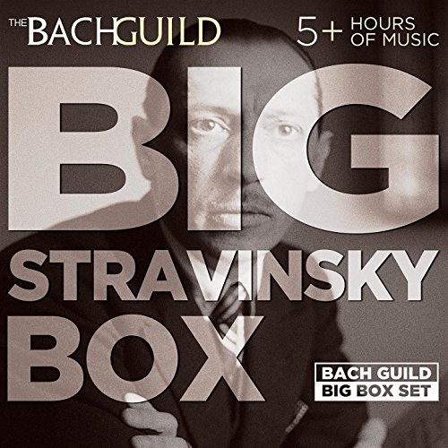 The Big Box of Stravinsky