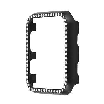 Garciasia Cubierta de la Caja de Aluminio Accesorios Relojes ...