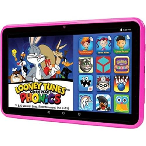 ClickN KIDS CKT3-PK-16GB EPIK Learning Tab 7 Kids Tablet 16GB Intel Quad Core Coupons