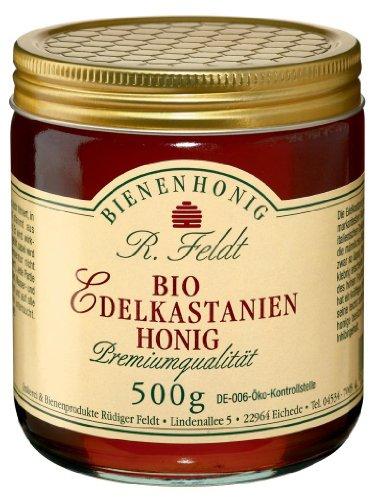 R. Feldt - Bio Edelkastanienhonig - 500 GR