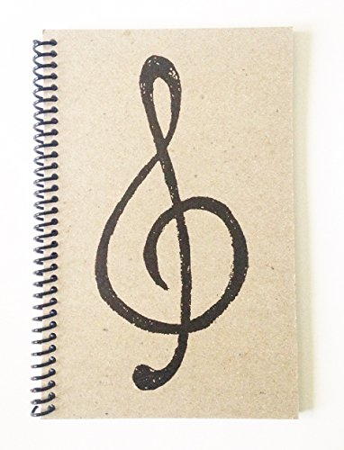 The Perfect Staff Paper Notebook
