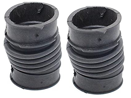 Set of 2 Air Intake Hose for 1999 2000 2001 Lexus ES300 3 0L 2995CC V6  Compatible with 17881-20100
