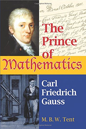 Foundation 4 Tent - The Prince of Mathematics: Carl Friedrich Gauss