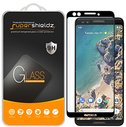 2.5D curved glass screen protector for pixel 3
