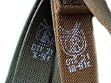Made in USSR Soviet Russian Army Standard sling With DEER Head Stamp RARE AK 47/74 AKS AKMS AKM RPK canvas Sling For Kalashnikov rifle and other
