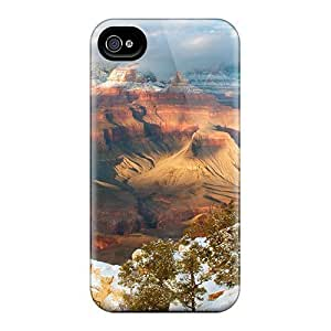 Case Cover Winter At The Gr Canyon/ Fashionable Case For Apple Iphone 5C Case Cover