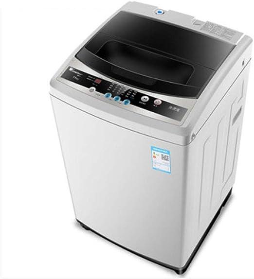 SELCNG Mini Lavadora automática de Ruedas de Onda de 7.5 kg ...