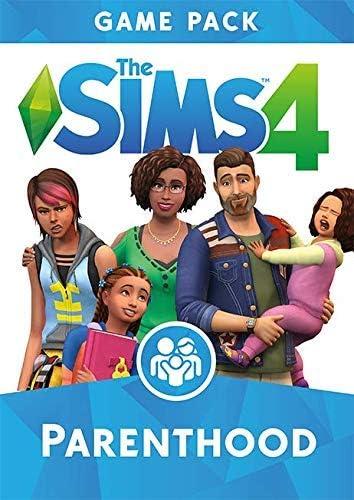 Los Sims 4 - Papás y Mamás DLC | Código Origin para PC: Amazon.es ...