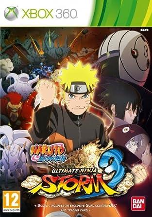 Naruto Shippuden: Ultimate Ninja Storm 3 - Day One Edition [Importación italiana]: Amazon.es: Videojuegos