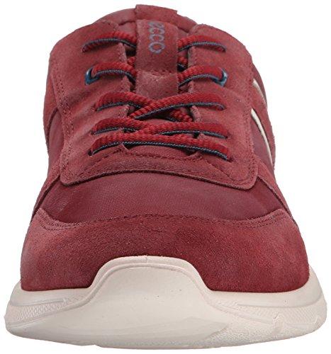 Ecco Uomo Irondale Retrò Sneaker Fashion Sneaker Port / Brick