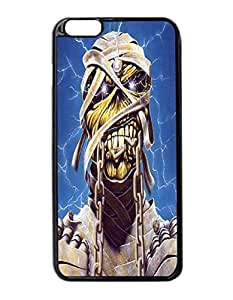 """Iron Maiden Pattern Image Protective iphone 5 5s ("""") Case Cover Hard Plastic Case For iphone 5 5s - Inches"""