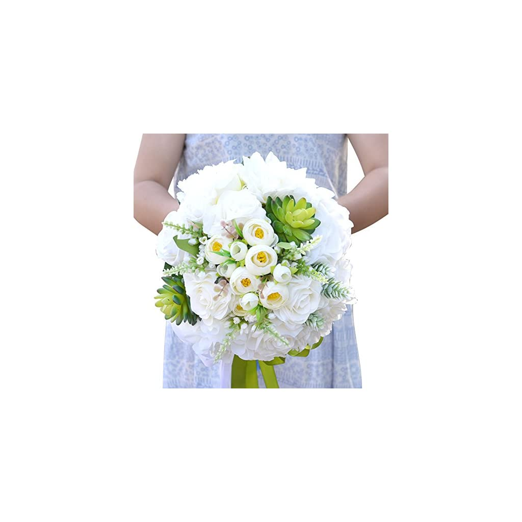 Abbie-Home-Wedding-Tossing-Bouquet-for-Bridal-Real-Touch-Peony-Rose-Succulents-Flowers