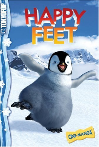 Cine-Manga: Happy Feet #1 VF/NM ; Tokyopop comic book