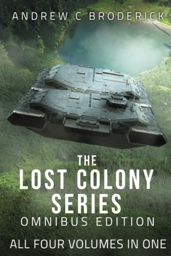 Download The Lost Colony Series: Omnibus Edition pdf epub