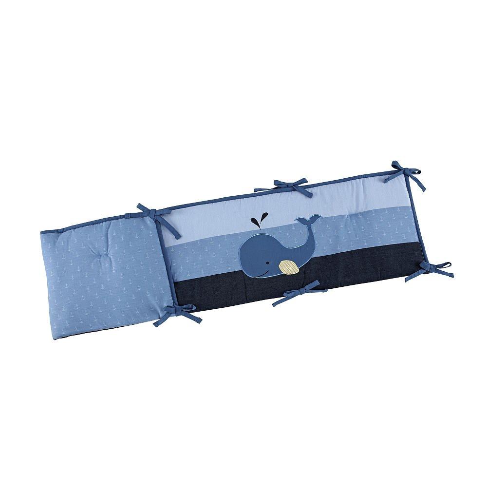 Nautica crib bedding whale - Amazon Com Nautica Kids Brody Nursery Bedding Collection Secure Me Crib Bumper Crib Bedding Sets Baby