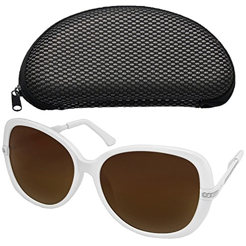 LotFancy Women Sunglasses Case Protection
