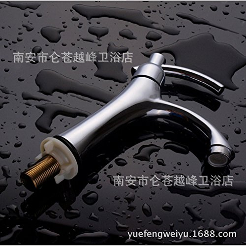 Furesnts Modern home kitchen and bathroom faucet Guangdong Card America Tower Faster Billing Cold Basin Faucet,(Standard G 1/2 universal hose ports)
