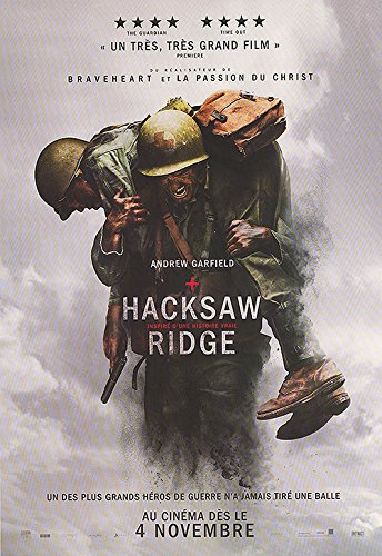"Used, Hacksaw Ridge - Authentic Original 27"" x 39"" Movie for sale  Delivered anywhere in USA"