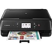 Canon 佳能 TS6020 彩色喷墨打印复印扫描三合一一体机 黑色 (日本品牌 保税仓发货 包邮包税)