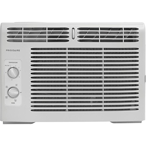 Frigidaire FFRA0511R1 5, 000 BTU 115V Window-Mounted Mini-Compact Air Conditioner with Mechanical Controls by Frigidaire (Image #11)