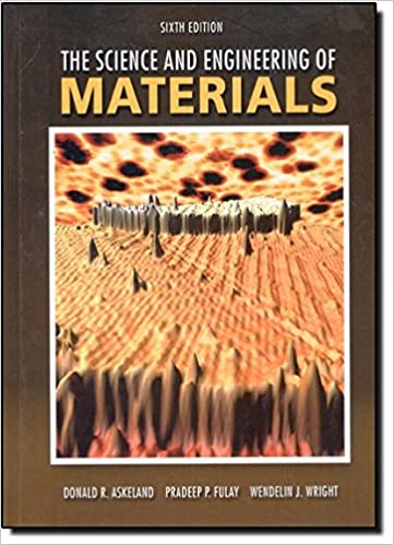 The Science and Engineering of Materials: Donald Askeland, Pradeep