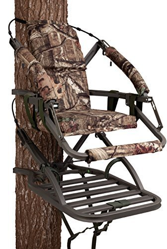 Summit Treestands 81117  Razor SD Climbing Treestand, Mossy Oak by Summit Treestands (Image #6)
