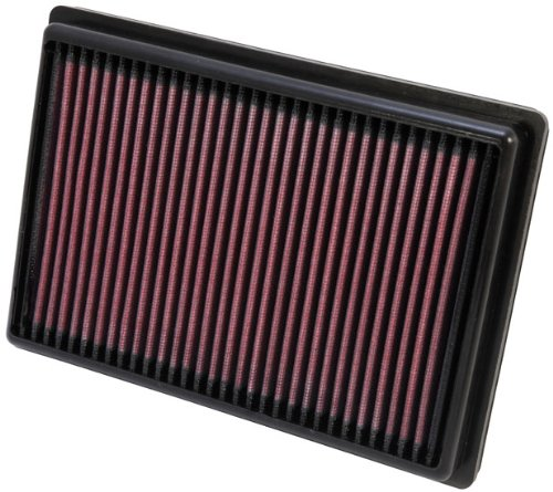 K&N 33-2476 High Performance Replacement Air Filter