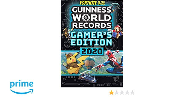 Guinness World Records: Gamers Edition 2020: Amazon.es ...
