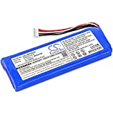 Cameron Sino Replacement Battery fit for JBL Pulse 3 Portable Bluetooth Speaker (6000mAh)