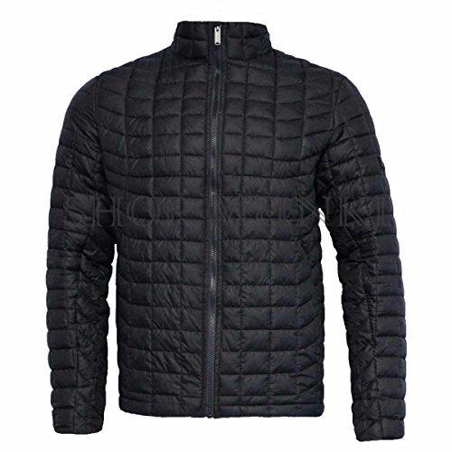 - Ben Sherman Glacier Shield Insulated Jacket - Mens (Black, Size XXL)