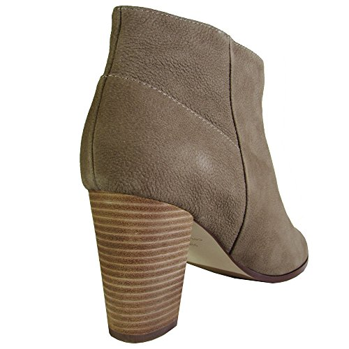 Cole Haan Womens Davenport Scarpe Chiuse Alla Caviglia Moda Stivali Greystone Nubuck
