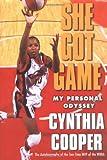 She Got Game, Cynthia Cooper, 0446525669