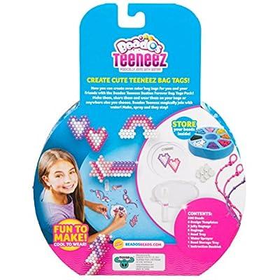 Beados Teeneez Theme Pack - Besties Forever Bag Tags: Toys & Games