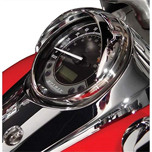National Cycle Chrome Speedometer Cowl N7801 for Honda VTX1300C/R/S/T by National Cycle