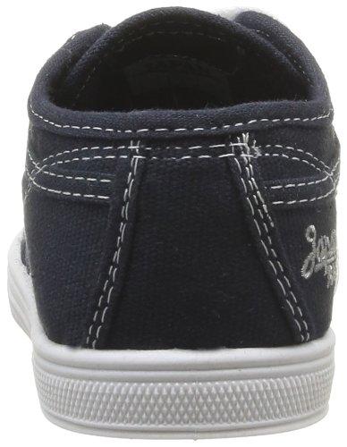 Japan Rags Basic 02 Jr Junior Jungen Sneaker Blau - Bleu (Navy)