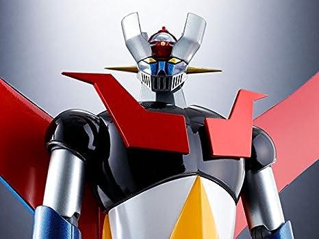 Figure JAPAN OFFICIAL BANDAI Soul of Chogokin Mazinger Z GX-70 Mazinger Z D.C
